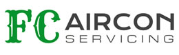 FC Aircon Servicing Logo